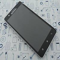 Б.У. Lenovo A536 дисплей (модуль) в корпусе Черный