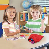 """Развивающая игра """"Тактильные плитки"""" learning resources (Teaching Tac-Tiles)"""