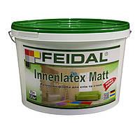 Латексная краска для стен и потолков Innenlatex Matt 2,5 л