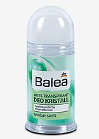 Balea deo kristall Дезодорант антиперспирант кристал 100 г - Германия.