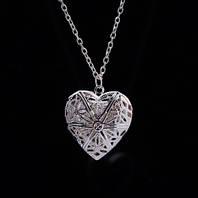 Кулон женский  на цепочке Heart, фото 1