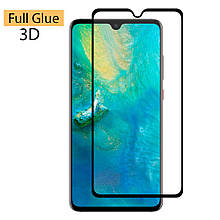 Защитное стекло OP 3D Full Glue для Huawei Mate 20 черный
