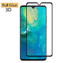 Защитное стекло Optima 3D Full Glue для Huawei Mate 20 Black