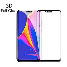 Защитное стекло OP 3D Full Glue для Xiaomi Mi8 Lite черный