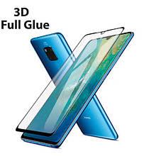 Защитное стекло OP 3D Full Glue для Huawei Mate 20x черный
