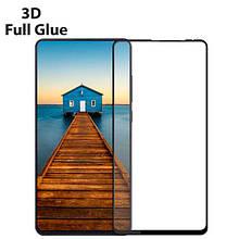 Защитное стекло OP 3D Full Glue для Xiaomi Mi Mix 3 черный