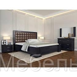 Деревянная кровать Амбер с ПМ