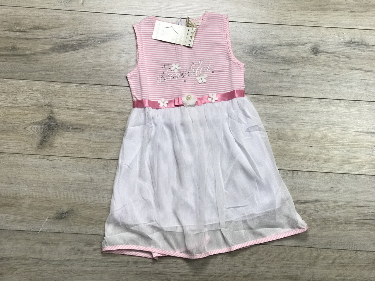 Платье- сарафан для девочек. 4- 8 лет.