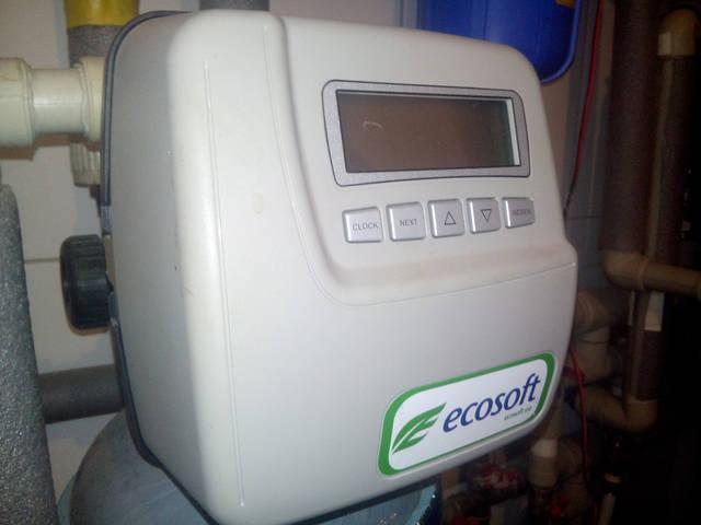 Управляющий клапан Clack от компании Ecosoft