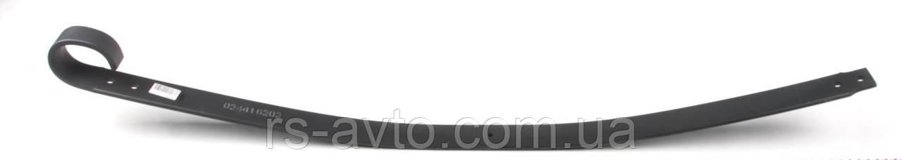 Рессора задняя подкоренная MB 609-814D (70x820x760) 12mm