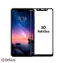 Защитное стекло Gelius Pro 3D Full Glue для Xiaomi Redmi Note 6 6 Pro Black