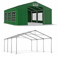 Павильон свадебный, торговый, гаражный 4x6 м ПВХ 560 г/м², фото 1