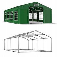 Павильон свадебный, торговый, гаражный 5x8 м ПВХ 560 г/м², фото 1