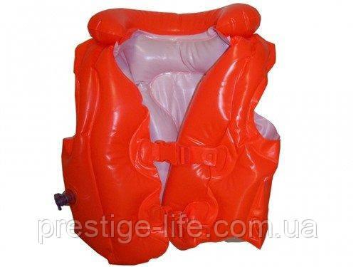 Детский надувной жилет 58671NP Intex