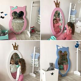 Зеркала в детскую комнату