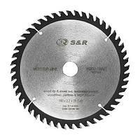 Диск пильный S&R Meister Wood Craft 160x20/16x2,2 мм
