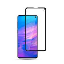 Защитное стекло Mocolo Full Glue для Samsung Galaxy S10e черный