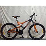 "Велосипед Azimut Scorpion 24""х17 GFRD 2021, фото 3"