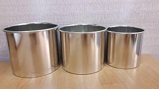 Набор форм для выпечки пасок со съемным дном 3 шт.