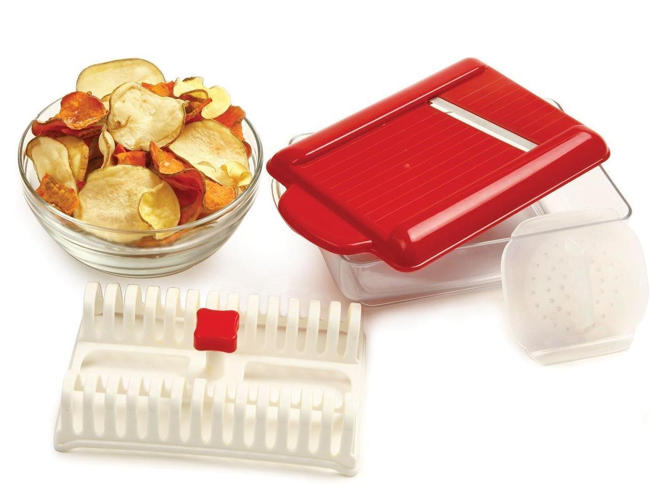 Набор для приготовления чипсов в микроволновой печи