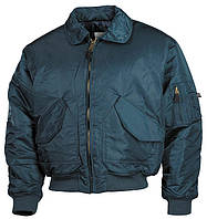 Куртка  CWU ПИЛОТ (БОМБЕР) синяя