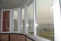 Изготовление балконных рам из алюминия