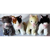 Мягкая игрушка озвученная Кот №55, отличные подарки детям и девушкам , отличный подарок
