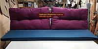 Подушки для кафе для піддонів 180см, фото 1