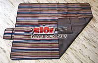 Подстилка (коврик) для пикника 1,5х2м с водоотталкивающим низом SY-B03
