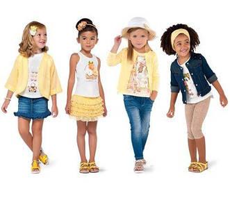 Одежда и обувь девочкам