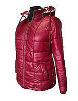 Куртка женская демисезонная 58 р