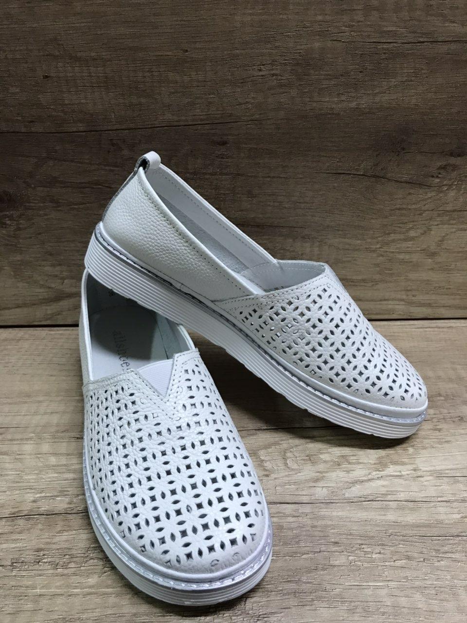 Летние женские туфли ALLSHOES Y17505-3K