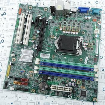Материнская плата Lenovo M91 UMA 03T6560 Новая оригинал (100% рабочая)