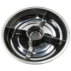 Магнитная тарелка для деталей S&R D148мм гл.25мм