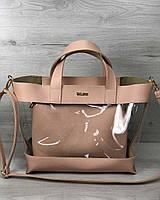d919f801a613 Пляжные прозрачные сумки в Украине. Сравнить цены, купить ...