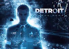 Картина GeekLand Detroit: Become Human Детройт: Стать Человеком  постер 60х40 DR 09.001
