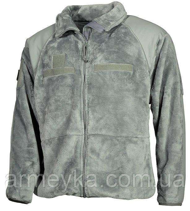 Куртка MFH флисовая  USA, GEN III, olive