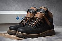 Зимние ботинки  на меху Columbia Chinook Boot WP, черные (30573) размеры в наличии ► [  40 44  ], фото 1
