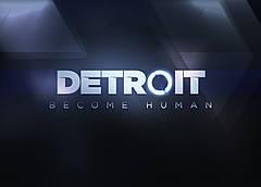 Картина GeekLand Detroit: Become Human Детройт: Стать Человеком лого 60х40 DR 09.002