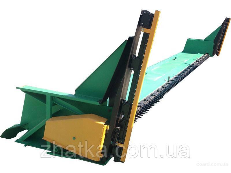 Приспособление для уборки рапса (4-9м), рапсовый стол