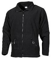 Куртка MFH   RBER Флисовая black