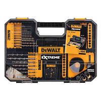 Набор бит DeWALT Extreme Drill, 100шт + органайзер системы TSTAK, шт