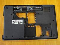 Корпус низ Нижняя часть корпуса HP G62 БУ хорошее состояние 610565-001