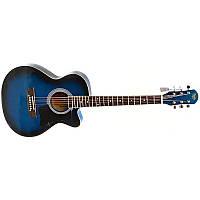 Акустическая гитара Bandes AG-831C BL 38