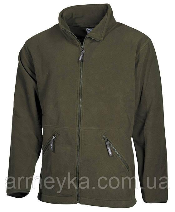 Куртка MFH  ARBER флисовая Olive