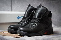 Зимние ботинки  на меху Columbia Chinook Boot WP, черные (30551) размеры в наличии ► [  40 41 42  ], фото 1