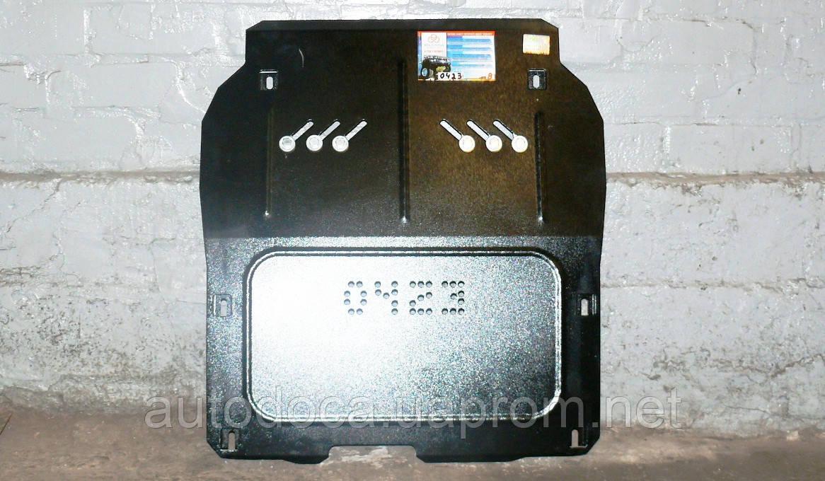 Защита картера двигателя и кпп Chevrolet Malibu 2012-