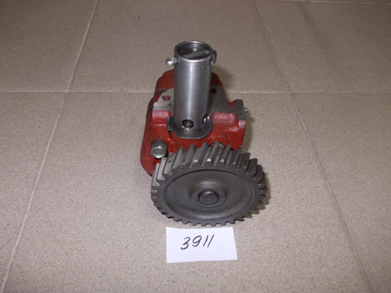 Масляный насос ЯМЗ-240 (с перегородкой) (Тутаев), 240-1011014-Б