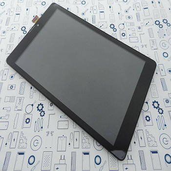 """Б.У. Оригинал Nomi C08000 Libra+ 8"""" 3G 16GB Дисплейний модуль планшета  Чорний"""