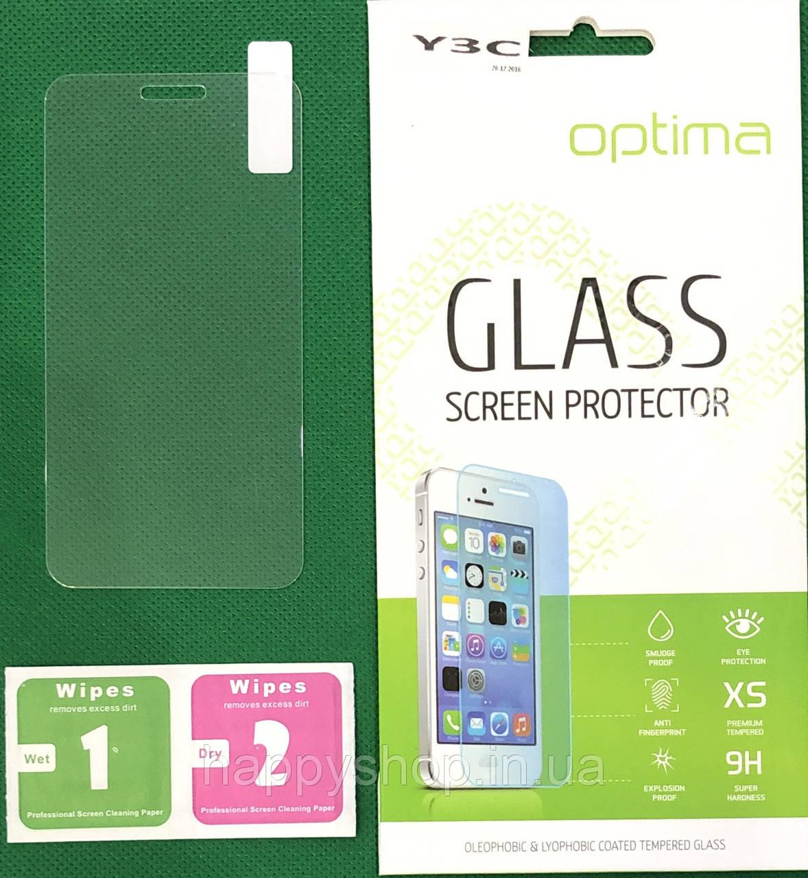 Защитное стекло для Huawei Ascend Y336-U02 (Y3с)